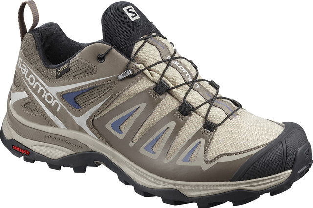 salomon x ultra 3 light trail shoes - women's world